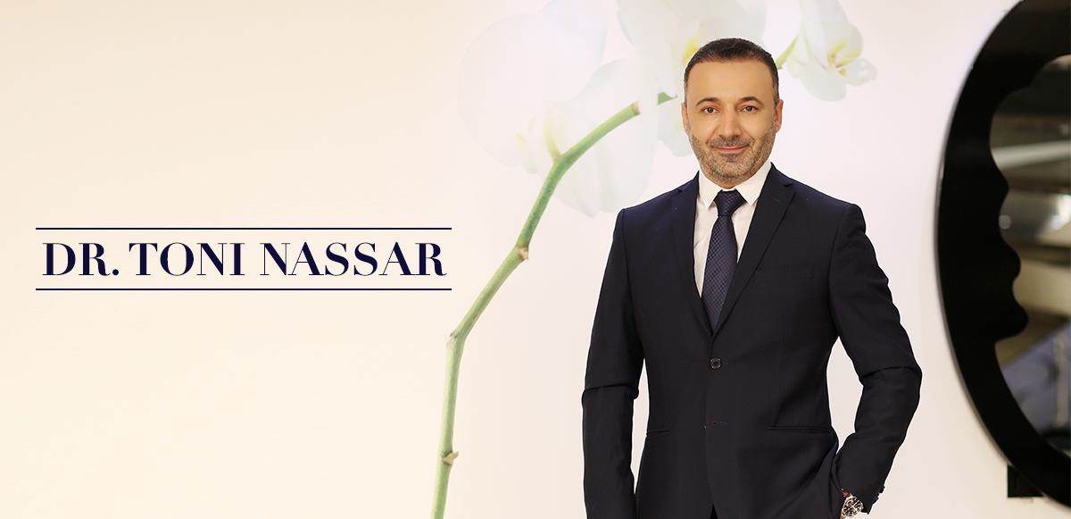 Dr Toni Nassar (The Stars Plastic Surgeon in Lebanon)